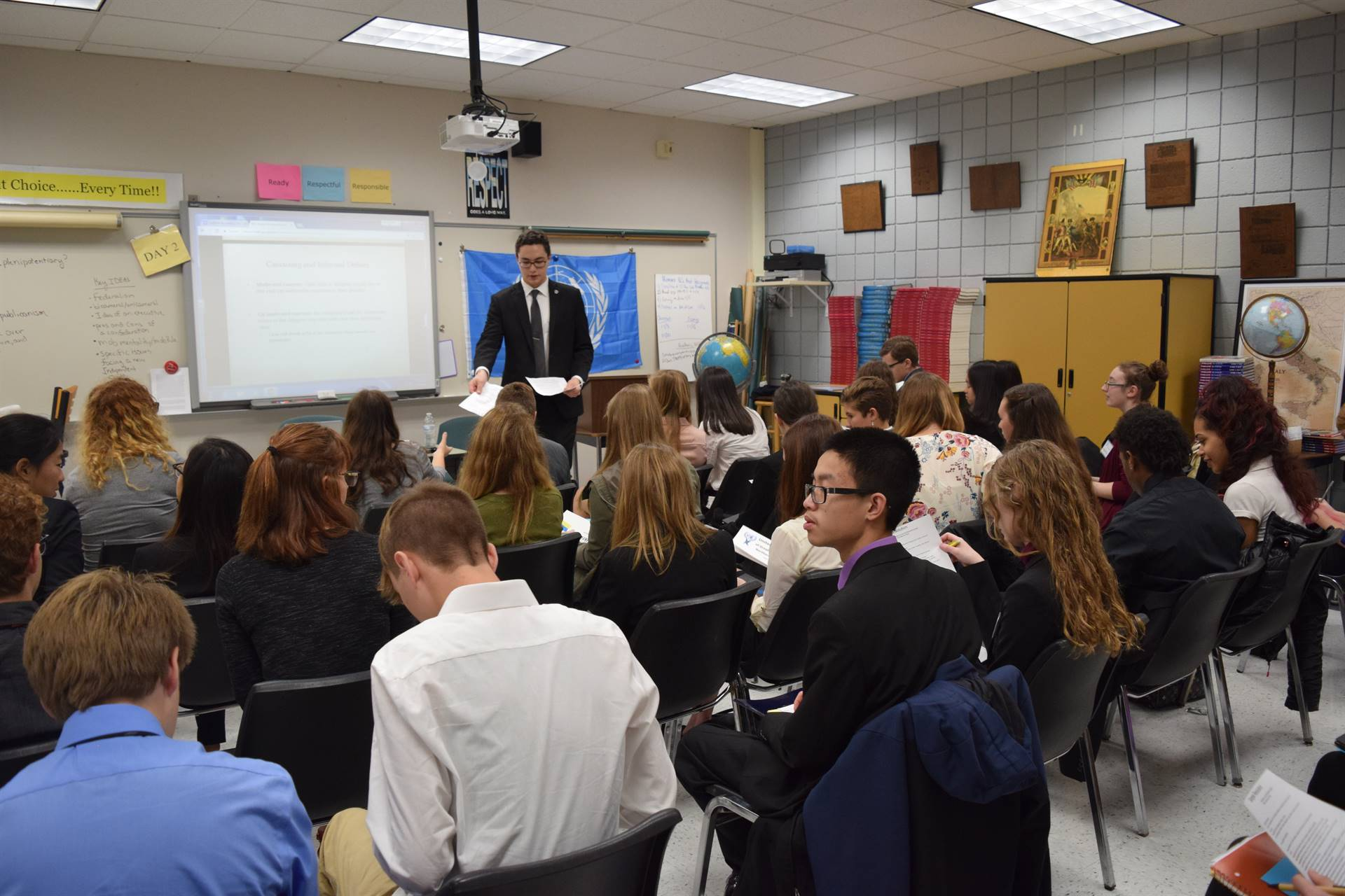 Riverview Annual Model UN Conference
