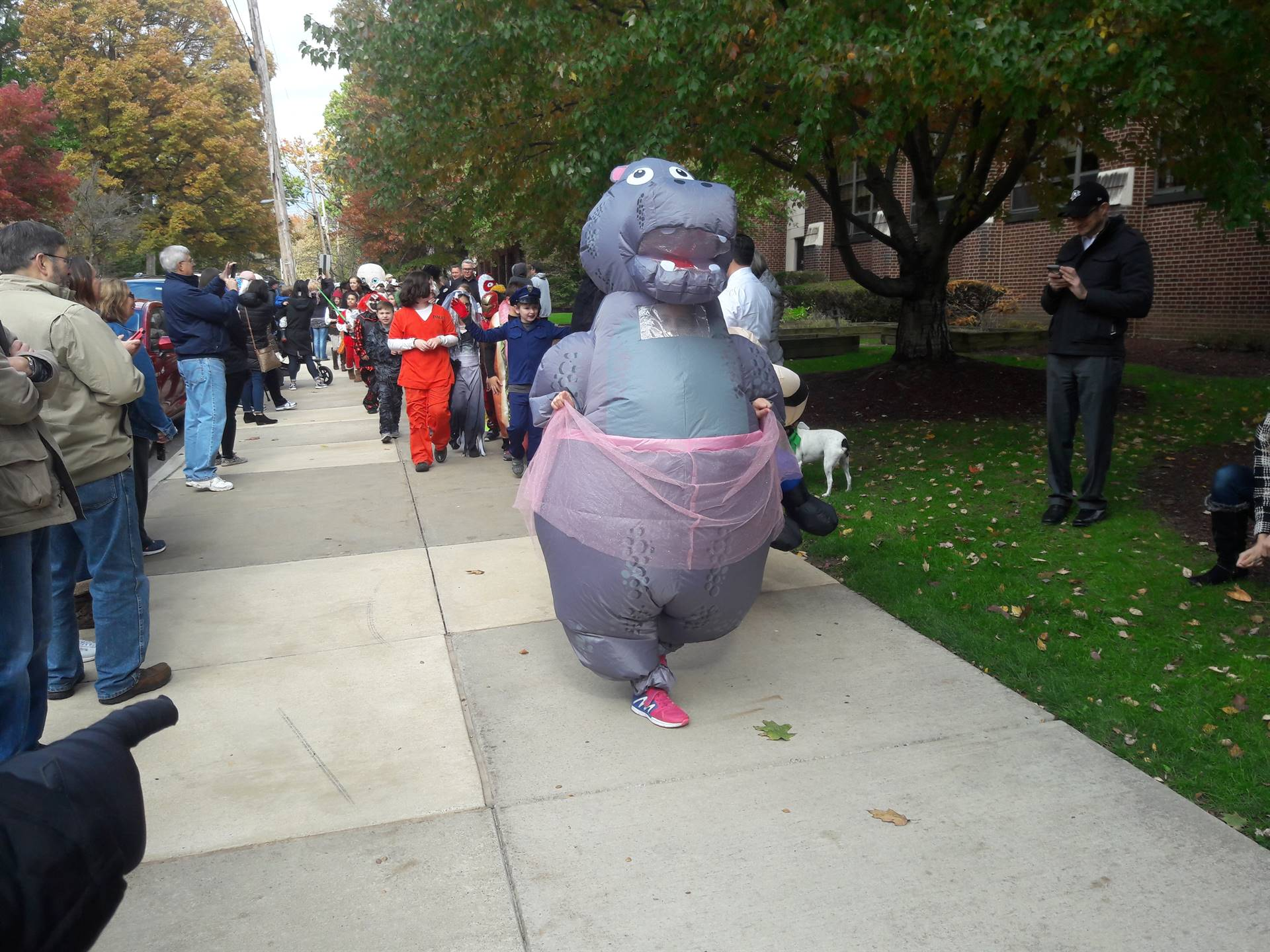 Annual Halloween Parade