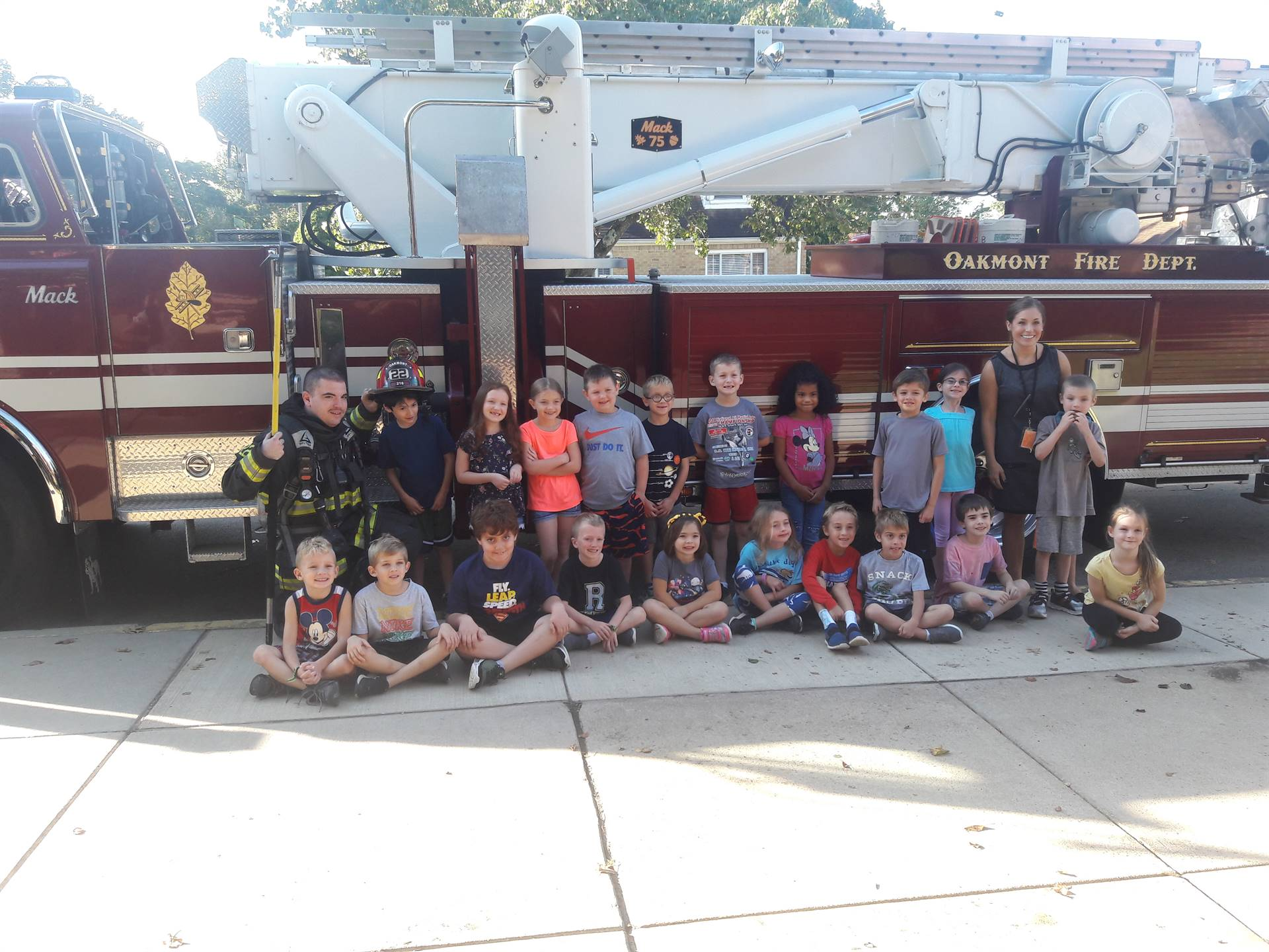 Fire Prevention Assembly
