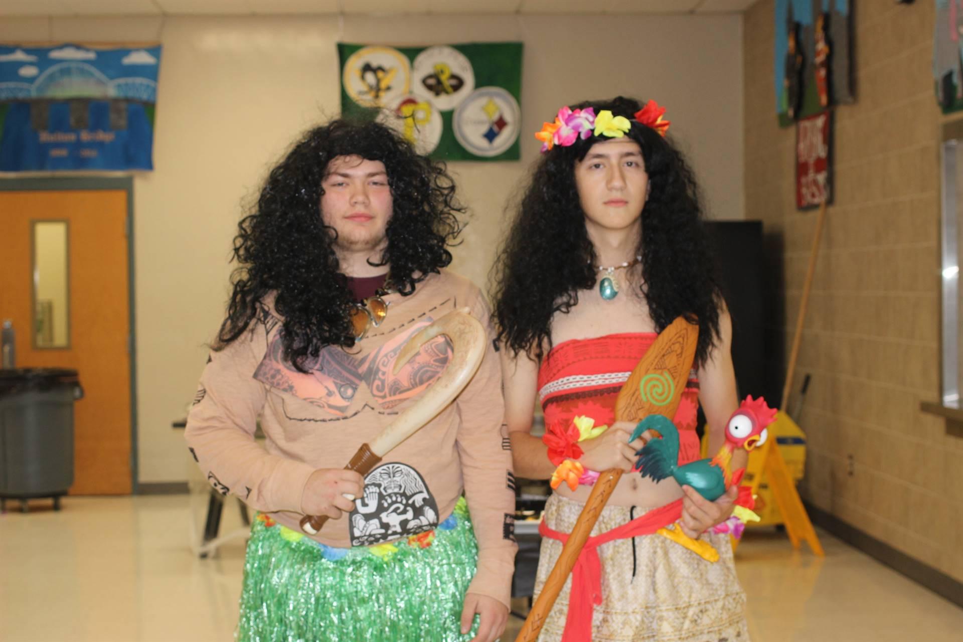 Halloween Senior Dress-Up Day
