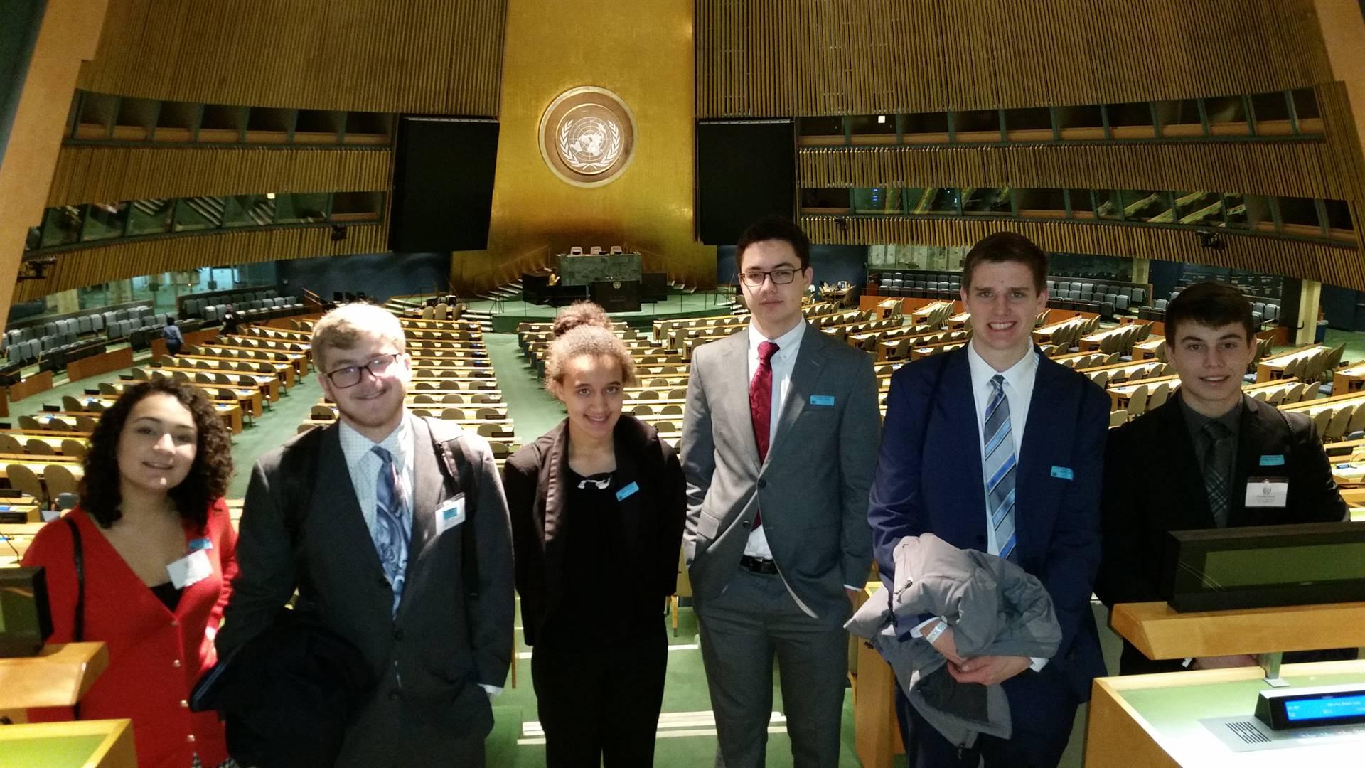 Columbia Model UN