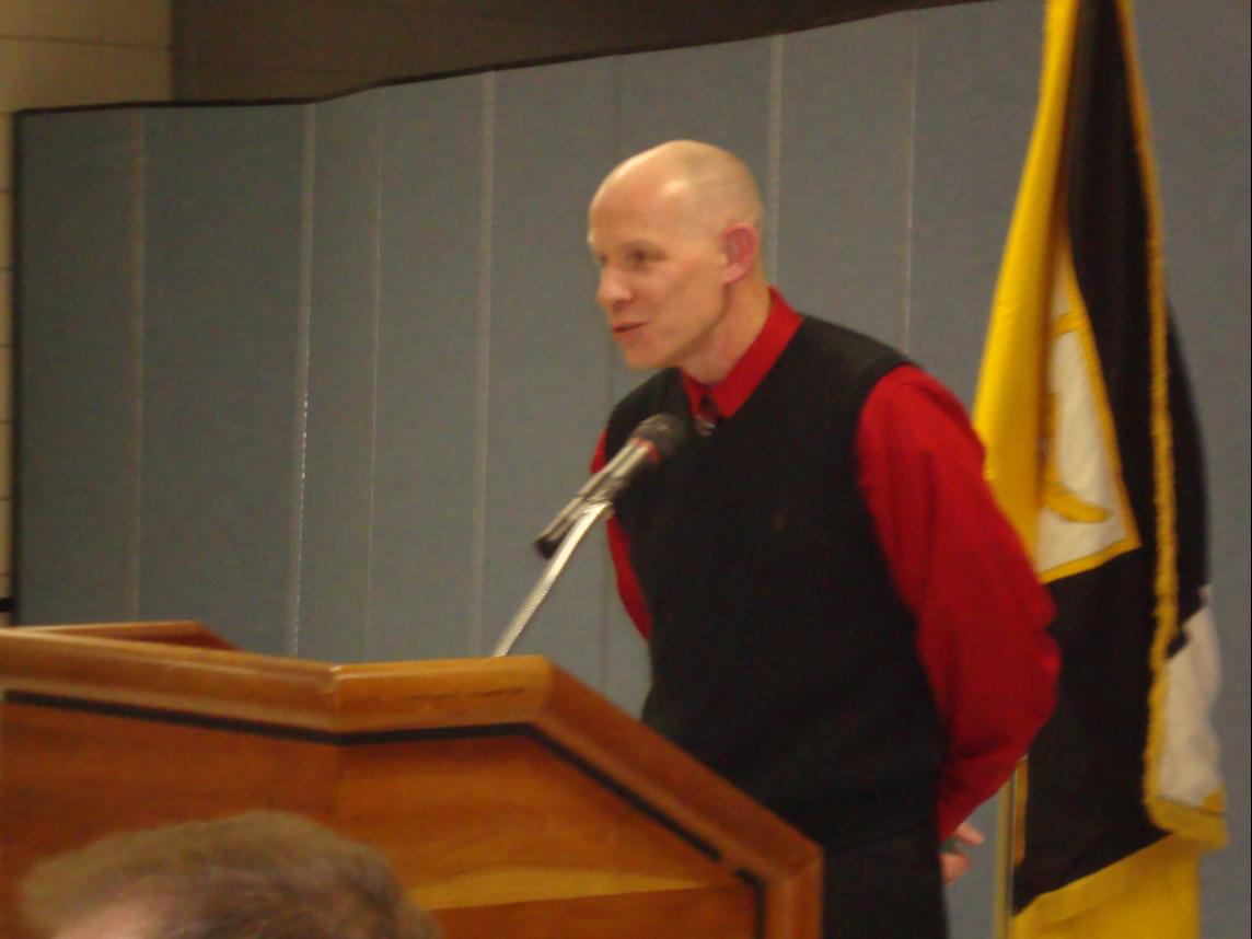 2010 Distinguished Alumni Event