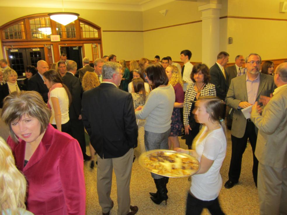 2011 Distinguished Alumni Event