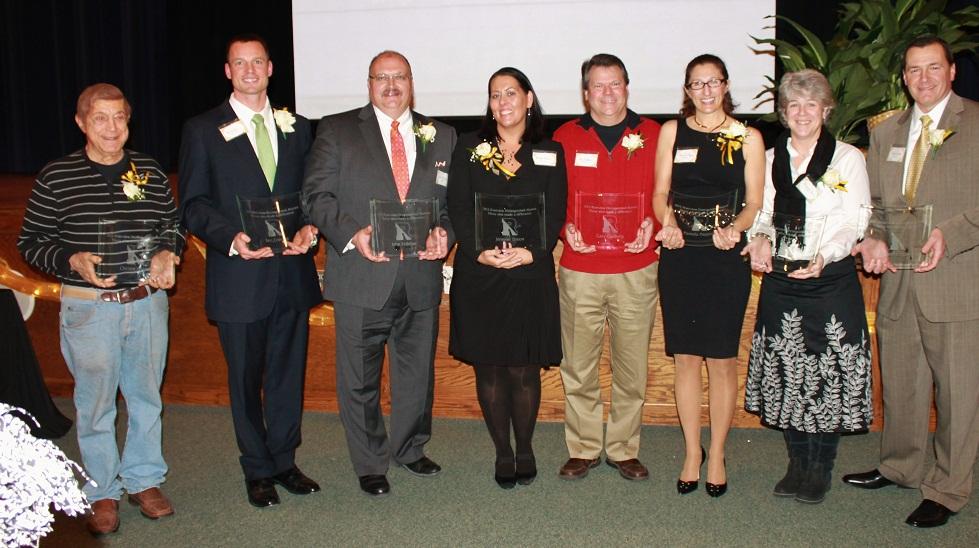2013 Distinguished Alumni
