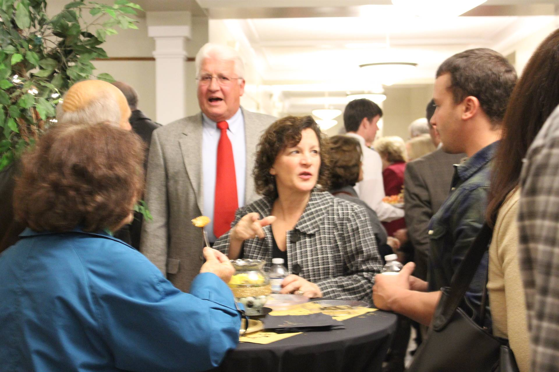 2014 Distinguished Alumni Event