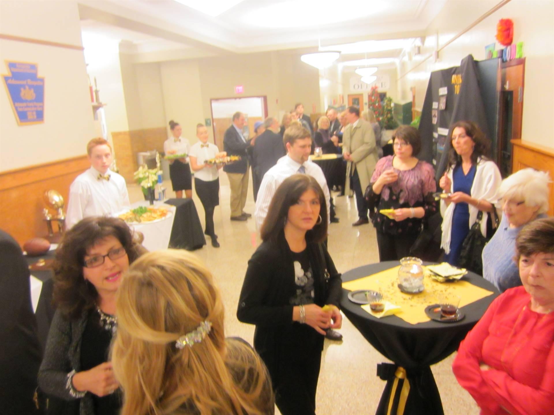 2012 Distinguished Alumni Event