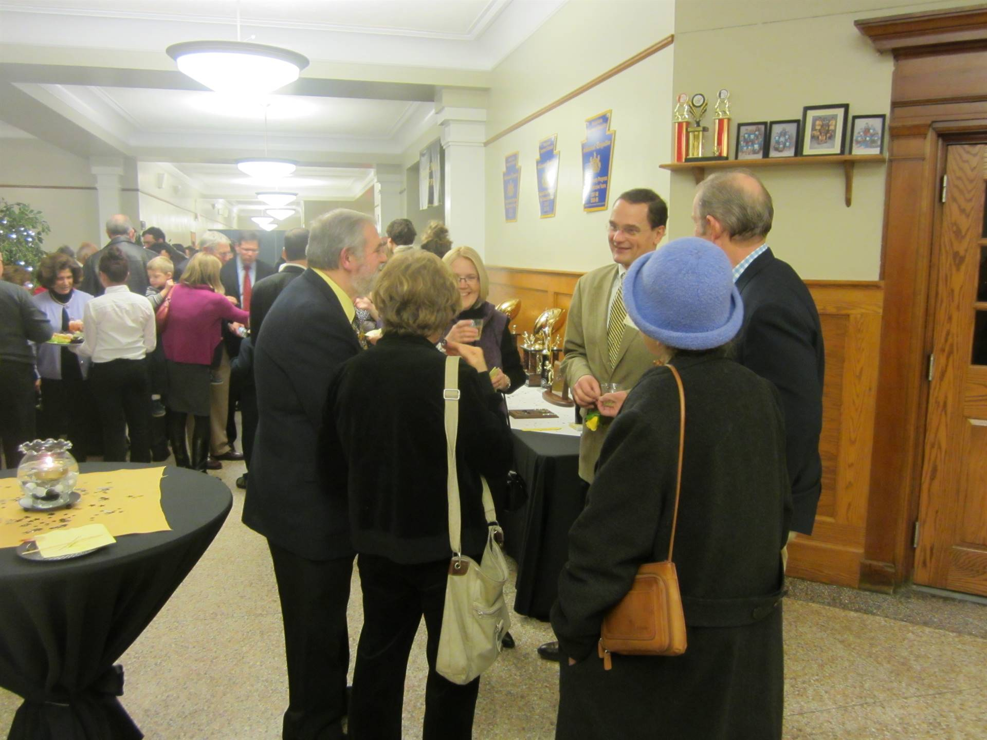 2012 Distinguished Alumni Event
