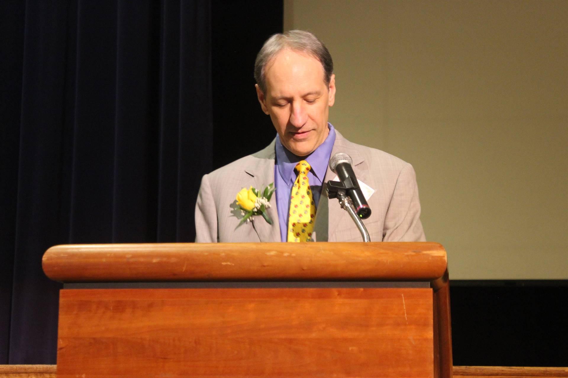 2016 Distinguished Alumni Event