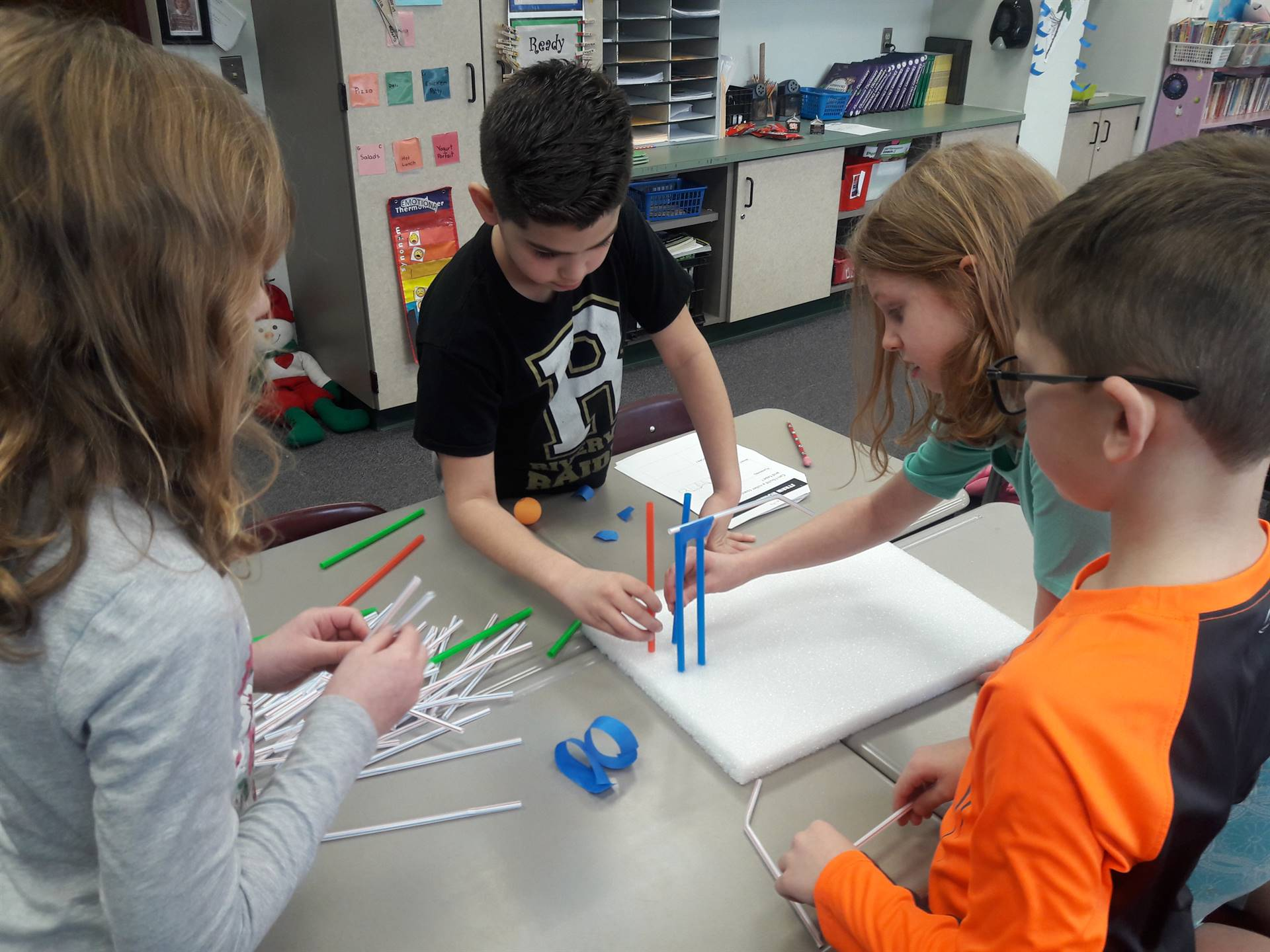STEM at the Elementary Schools
