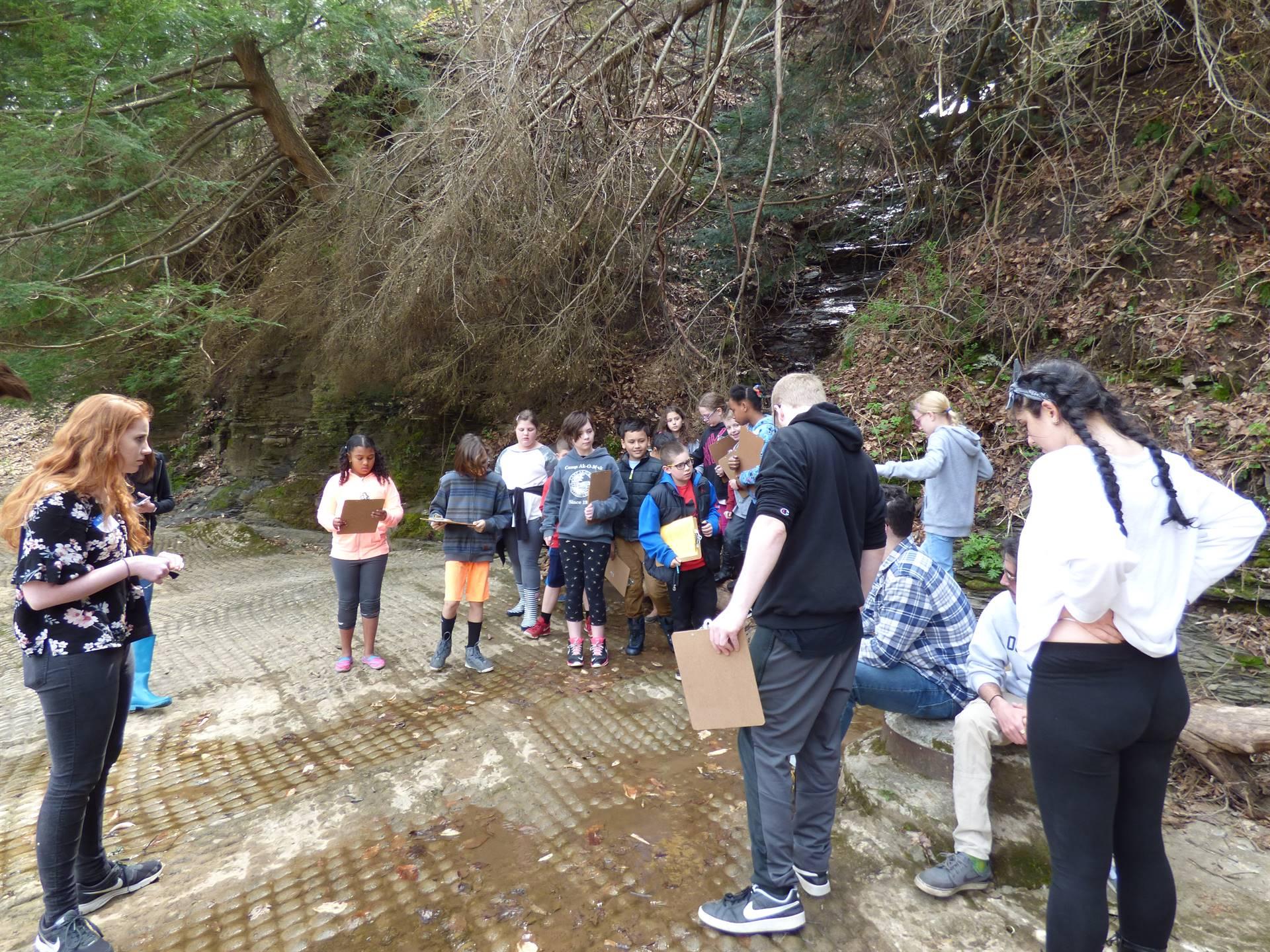 4th Grade Plum Creek