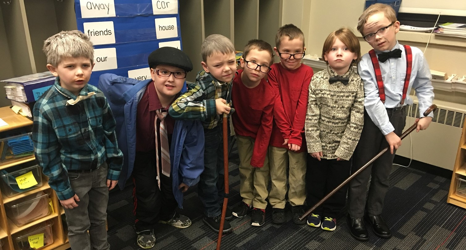 100th Day at Verner Elementary