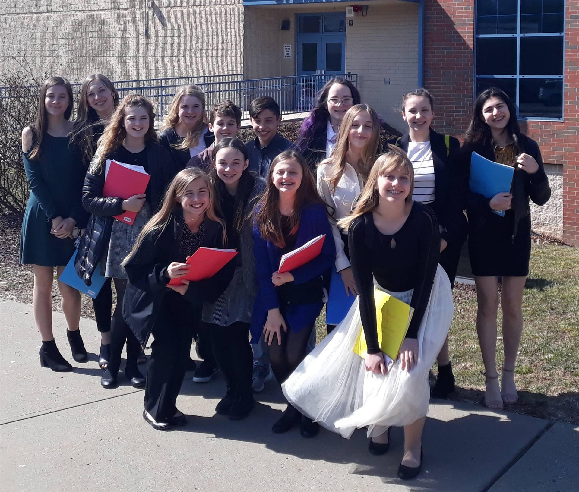 Middle School Mock Trial