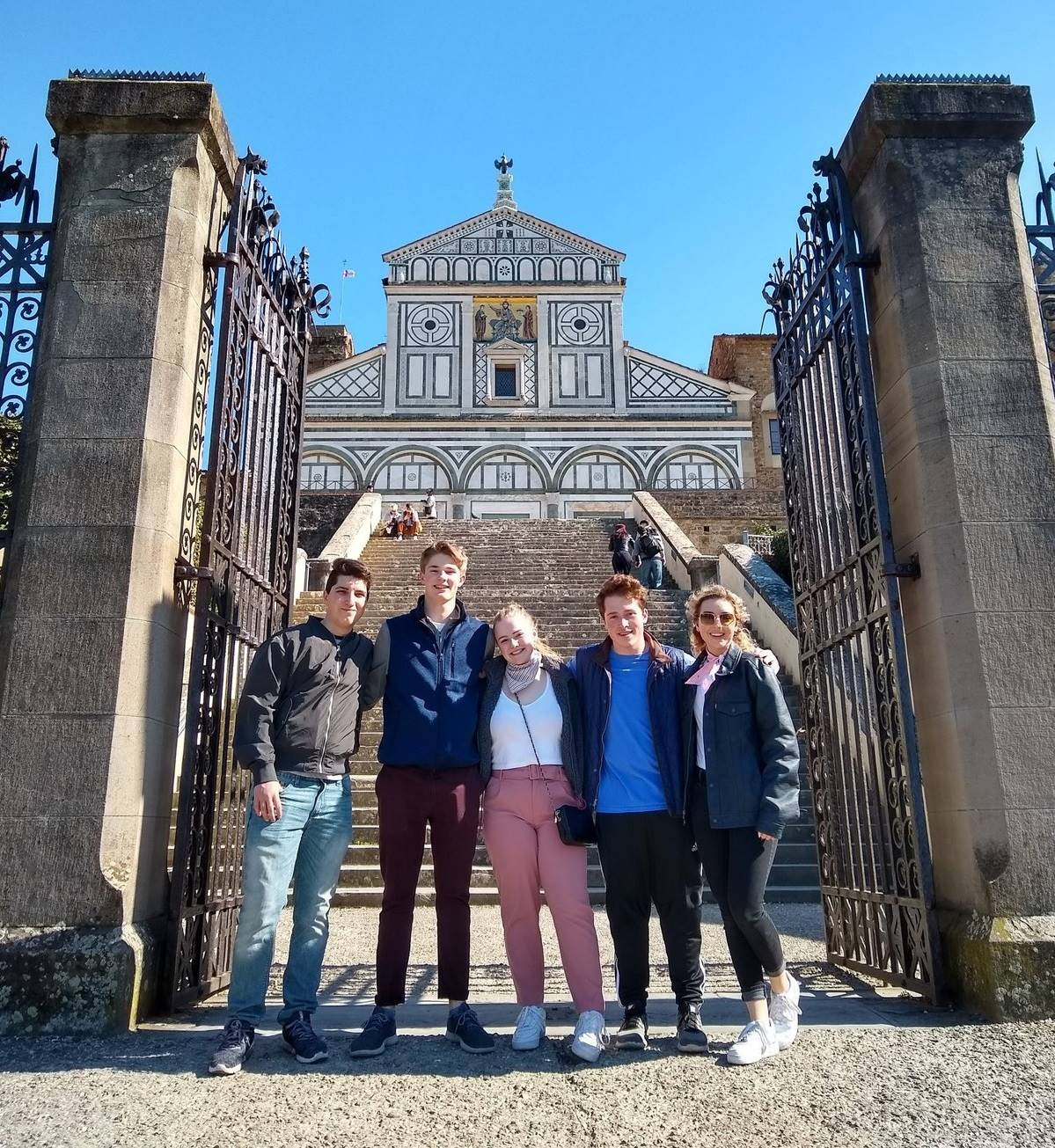 Model UN in Florence
