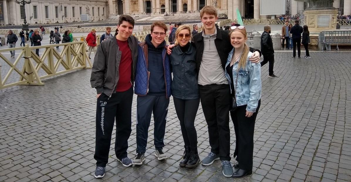 Model UN in Rome