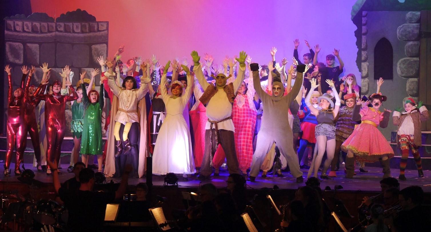 Shrek the Musical March 28-31