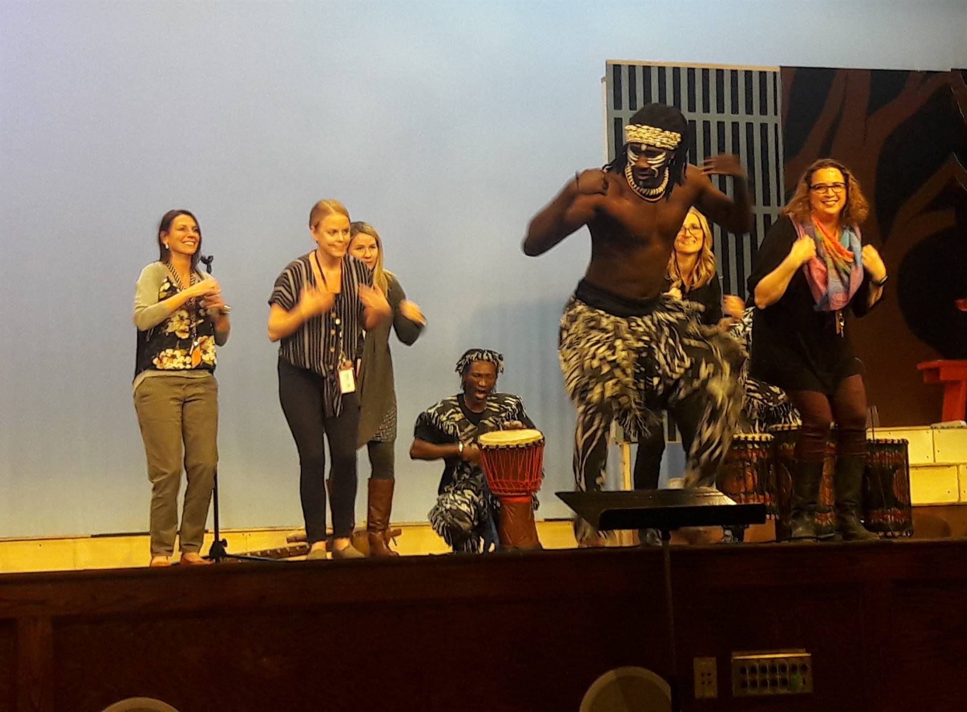 African Drum and Dance