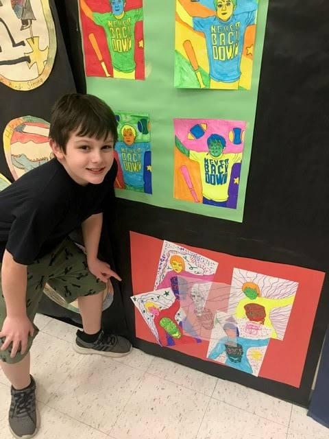 Verner Art Show