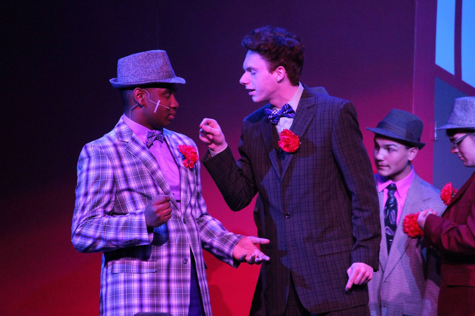 Guys and Dolls 2017