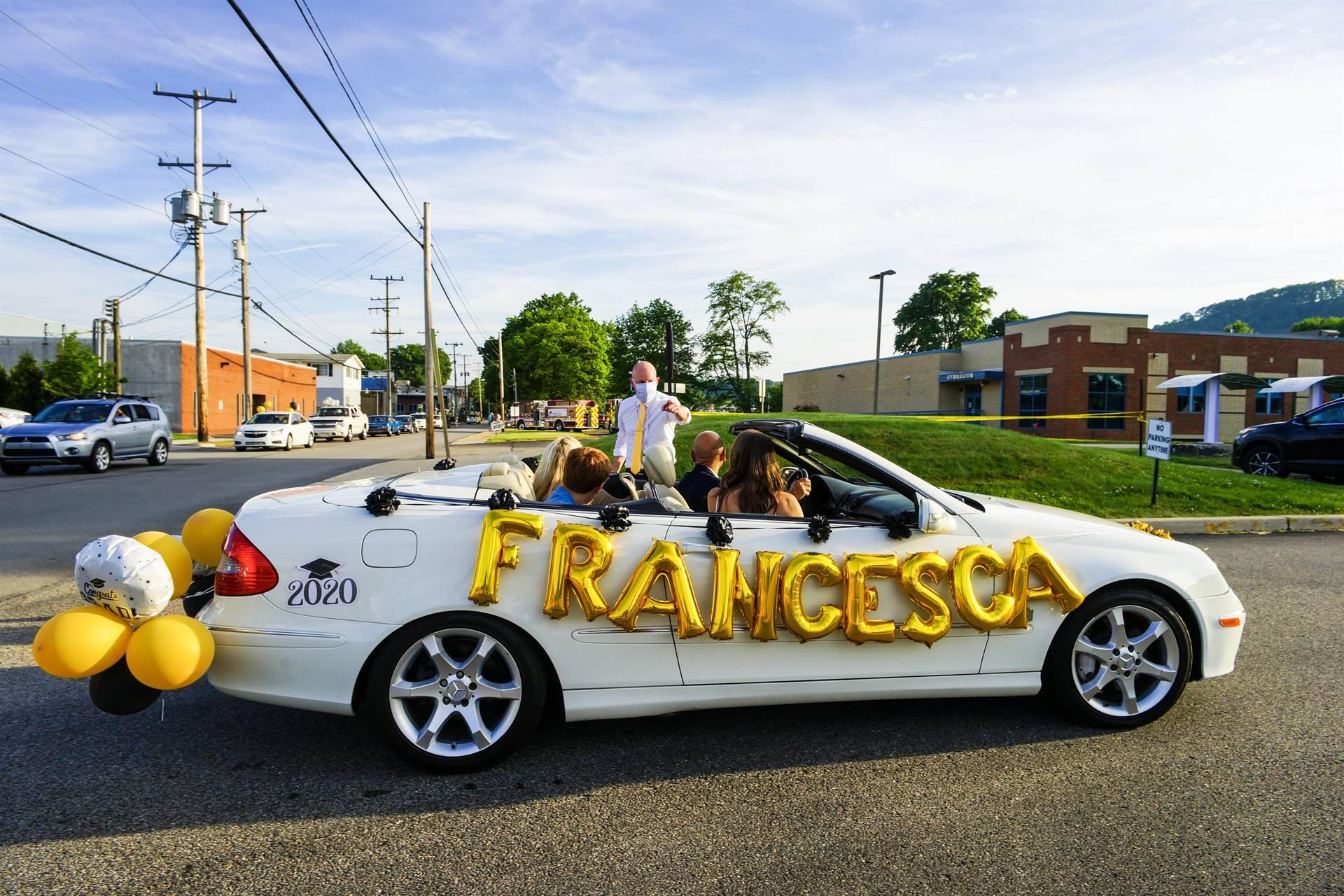 parade vehicle